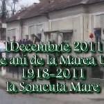 1 Decembrie 2011 Șomcuta Mare