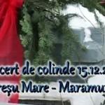 Concert de colinde 15.12.2013 Mireșu Mare – Maramureș