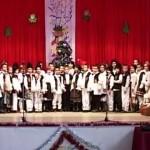 Concert de colinde cls. I-IV Șomcuta Mare – Maramureș