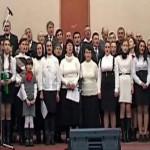 Concert de colinde 14.12.2014 Mireșu Mare – Maramureș