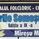 """Festivalul Folcloric – Concurs """"Florile Someșului"""" Mireșu Mare 2015"""