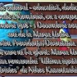 Activitate cultural – educativă, dedicată Zilei Naționale a României – Mireșu Mare 2015