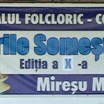 """Festivalul Folcloric – Concurs """"Florile Someșului"""" Mireșu Mare 2016"""