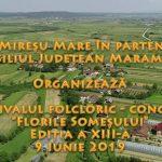 "Festival Folcloric – Concurs ""Florile Someșului"" (Partea I) 2019"