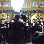 "Concert extraordinar de colinde Invitat – Corala ""Armonia"" din Constanța"