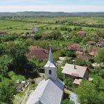 Satul Remeți pe Someș