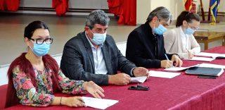 Ședință de consiliu local Orașul Șomcuta Mare 08.10.2021